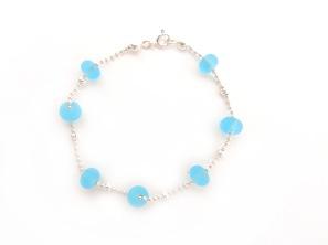 Bracelet Elise 18 € (perles mobiles)